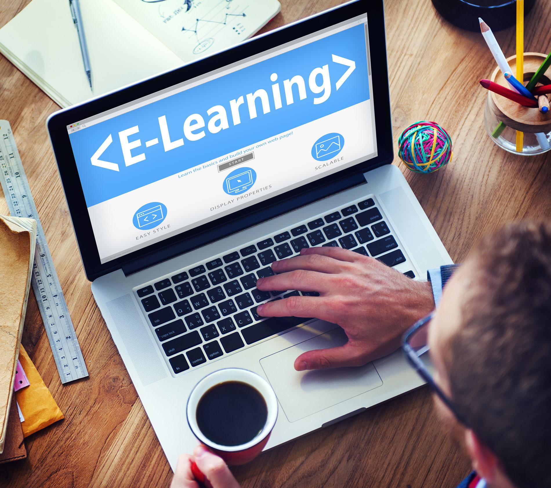 E-Learning-platforma